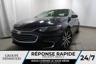 Used 2017 Chevrolet Malibu LT + CUIR + GPS + TOIT PANO for sale in Laval, QC