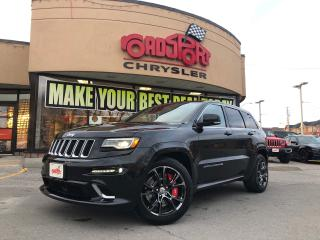 Used 2015 Jeep Grand Cherokee SRT AWD PANO ROOF NAVI TRAILER TOW for sale in Toronto, ON