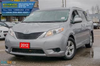 Used 2012 Toyota Sienna LE for sale in Guelph, ON