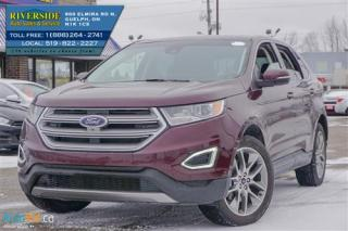 Used 2017 Ford Edge Titanium for sale in Guelph, ON