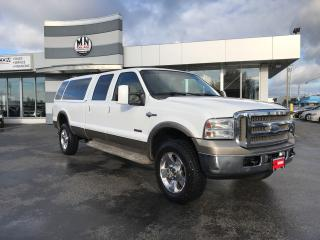 Used 2006 Ford F-350 King Ranch 4WD DIESEL Fully Loaded New Ball Joints for sale in Langley, BC