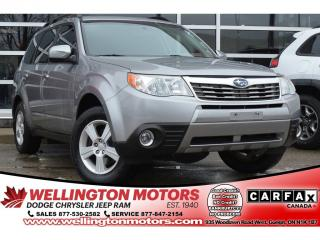 Used 2009 Subaru Forester 2.5 X for sale in Guelph, ON