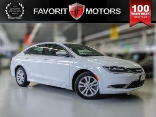 Used 2015 Chrysler 200 Limited, Bluetooth, USB/AUX Ports, Heated Seats for sale in North York, ON