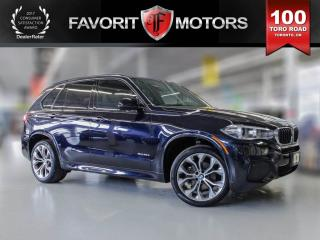 Used 2014 BMW X5 35d M Sport | EXT. WARR 5YRS/200K | NAV | SUNROOF for sale in North York, ON