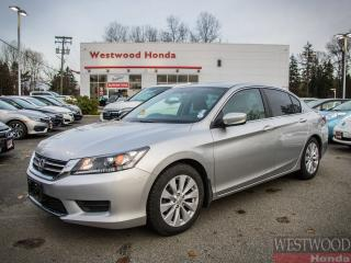Used 2015 Honda Accord LX, Factory Warranty Until 2022 for sale in Port Moody, BC