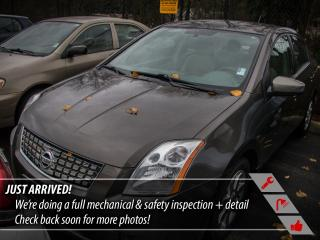 Used 2008 Nissan Sentra 2.0 for sale in Port Moody, BC