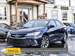 Used 2015 Toyota Camry HYBRID XLE NAV LEATHER ROOF BLIS BK.CAM WOW!! for sale in Ottawa, ON
