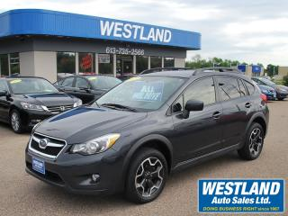 Used 2015 Subaru XV Crosstrek XV AWD for sale in Pembroke, ON