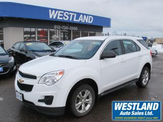 Used 2012 Chevrolet Equinox for sale in Pembroke, ON
