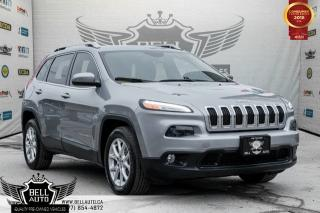 Used 2015 Jeep Cherokee North, BLUETOOTH, VOICE COMMAND, POWER WINDOW/LOCKS for sale in Toronto, ON