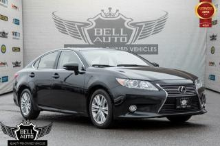 Used 2014 Lexus ES 350 BACK-UP CAM, NAVI, BLUETOOTH, MOONROOF for sale in Toronto, ON