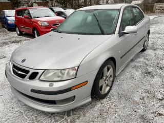 Used 2007 Saab 9-3 4dr Sdn Auto Aero, low km's for sale in Halton Hills, ON