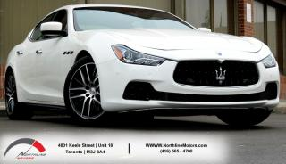 Used 2015 Maserati Ghibli S Q4 | Navigation|Sunroof|Backup Camera|3M PAINT PROTECTION for sale in Toronto, ON
