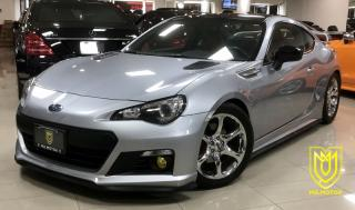 Used 2015 Subaru BRZ Limited for sale in North York, ON