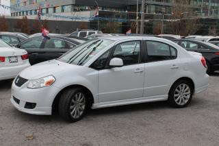 Used 2011 Suzuki SX4 4DR SDN SPORT for sale in Toronto, ON