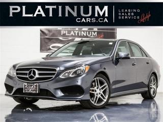 Used 2016 Mercedes-Benz E-Class for sale in Toronto, ON