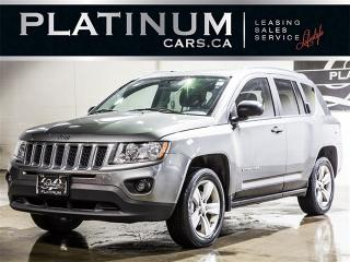 Used 2012 Jeep Compass Sport, 4X4, SUNROOF, CD/FM, Power Windows for sale in Toronto, ON