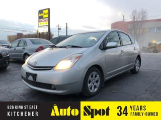 Used 2005 Toyota Prius LOW, LOW KMS/PRICED- QUICK SALE ! for sale in Kitchener, ON
