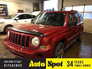 Used 2009 Jeep Patriot Sport 4WD/ PRICED -QUICK SALE! for sale in Kitchener, ON