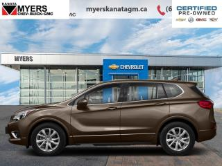 Used 2019 Buick Envision Essence - Leather Seats -  Heated Seats for sale in Ottawa, ON