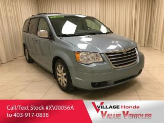 Used 2008 Chrysler Town & Country Touring - DVD for sale in Calgary, AB