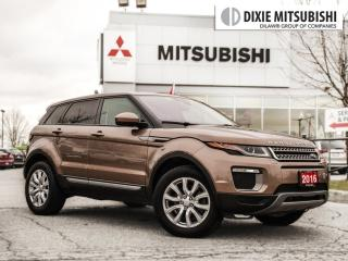 Used 2016 Land Rover Evoque SE | PARK ASSIST | NAVI | PANO ROOF for sale in Mississauga, ON