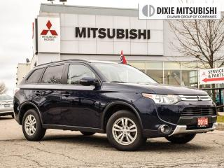 Used 2015 Mitsubishi Outlander SE AWC | CLEAN CARPROOF | HEATED SEATS for sale in Mississauga, ON