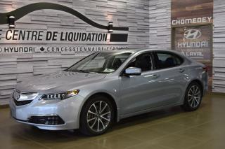 Used 2015 Acura TLX Tech+awd+v6+cuir+toi for sale in Laval, QC