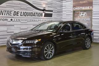 Used 2015 Acura TLX TECH+AWD+V6+GPS+CUIR+TOIT for sale in Laval, QC