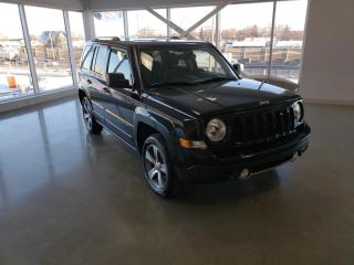 Used 2017 Jeep Patriot AWD 4DR HIGH for sale in Montréal, QC