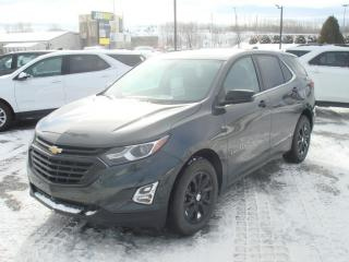 Used 2018 Chevrolet Equinox AWD 1LT AWD for sale in Thetford Mines, QC