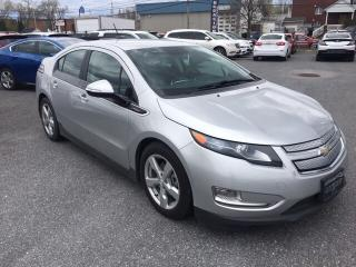 Used 2015 Chevrolet Volt Cuir for sale in St-Hyacinthe, QC