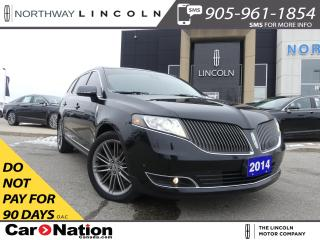 Used 2014 Lincoln MKT EcoBoost | NAV | HEATED/COOLED SEATS | LOADED | for sale in Brantford, ON