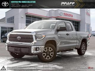 Used 2018 Toyota Tundra 4x4 Dbl Cab SR5 Plus 5.7 6A for sale in Orangeville, ON