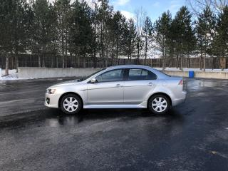 Used 2017 Mitsubishi Lancer ES FWD for sale in Cayuga, ON