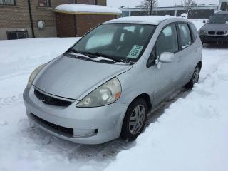 Used 2007 Honda Fit Hayon 5 portes, boîte automatique, DX for sale in Valcourt, QC