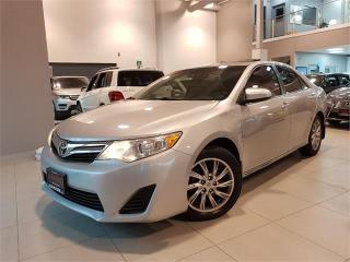 Used 2014 Toyota Camry LE-SUNROOF-BACK UP CAMERA-BLUETOOTH-ONLY 99KM for sale in Toronto, ON