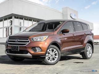 Used 2017 Ford Escape 2.0L- for sale in Winnipeg, MB