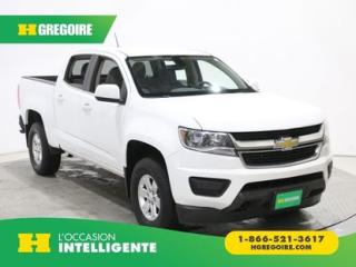 Used 2015 Chevrolet Colorado AWD WT A/C MAGS for sale in St-Léonard, QC