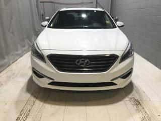 Used 2017 Hyundai Sonata GLS for sale in Leduc, AB
