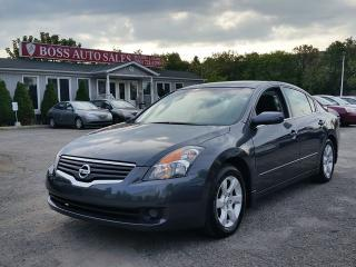 Used 2009 Nissan Altima 2.5 SL for sale in Oshawa, ON
