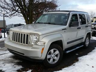 Used 2009 Jeep Liberty NORTH 4X4 for sale in Gloucester, ON