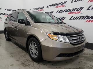 Used 2011 Honda Odyssey EX-L*RES+CAMÉRA DE RECUL* BON PRIX+++ for sale in Montréal, QC