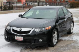 Used 2010 Acura TSX V6 Technology Package NAVI | Sunroof | Leather | CERTIFIED for sale in Waterloo, ON