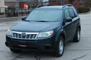 Used 2012 Subaru Forester 2.5X CERTIFIED for sale in Waterloo, ON