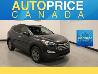 Used 2016 Hyundai Santa Fe Sport 2.4 Luxury AWD|PANOROOF|LEATHER|REAR CAM for sale in Mississauga, ON