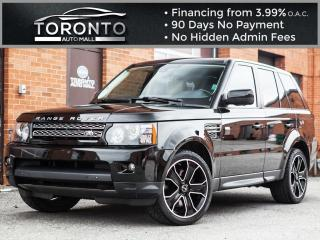 Used 2013 Land Rover Range Rover Sport 4WD 4dr HSE LUX for sale in North York, ON
