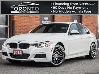 Used 2014 BMW 3 Series 4dr Sdn 335i xDrive AWD for sale in North York, ON