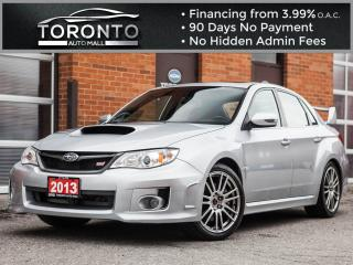 Used 2013 Subaru Impreza Sport Tech Navi Sunroof Leather Low km for sale in North York, ON