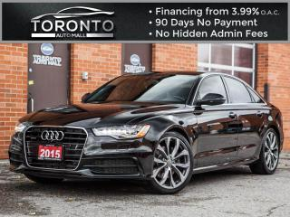 Used 2015 Audi A6 4dr Sdn quattro 3.0L TDI Technik for sale in North York, ON